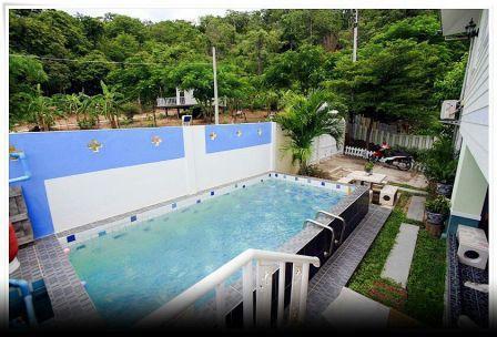 langzeit in thailand günstig ruhig pool